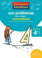4 vacaciones matematicas (educacion primaria) 9788429408409