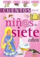 cuentos para niñas de siete años 9788430569809