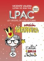 lpac version martina vicente valera 9788430974009