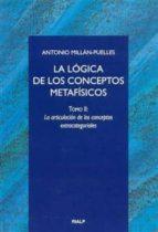 la logica de los conceptos metafisicos (t. ii): la articulacion d e los conceptos extracategoriales antonio millan puelles 9788432134609