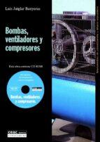 bombas, ventiladores y compresores-luis jutglar-9788432912009