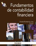 fundamentos de contabilidad financiera-vicente montesinos-9788436824209