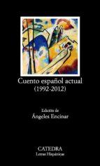 cuento español actual (1992-2012)-9788437632209