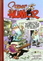 super humor mortadelo nº 12: varias historietas f. ibañez 9788440644909
