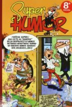 super humor mortadelo nº 19: varias historietas-francisco ibañez-9788440654809