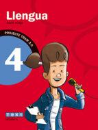 llengua 4º educacion primaria tram 2.0 catala 9788441221109