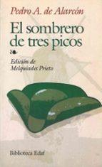 el sombrero de tres picos pedro antonio de alarcon 9788441402409
