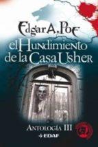 el hundimiento de la casa usher: antologia iii-edgar allan poe-9788441416109