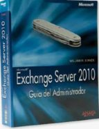exchange server 2010. guia del administrador-william r. stanek-9788441527409