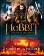 el hobbit: la batalla de los cinco ejercitos album de la pelicula-jude fisher-9788445002209