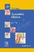 netter: anatomia clinica-j.t. hansen-d.r. lambert-9788445815809