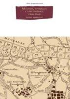 madrid, vivienda y urbanismo: 1900 1960 carlos sambricio 9788446019909