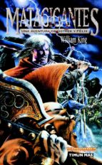 matagigantes (warhammer: las aventuras de gotrek y felix) william king 9788448033309