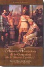 historia verdadera de la conquista de la nueva españa i bernal diaz del castillo 9788449201509