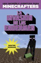 minecraft. la invasion de los endermen-winter morgan-9788467045109