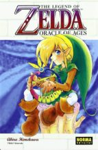 the legend of zelda vol. 7: oracle of ages-akira himekawa-9788467904109