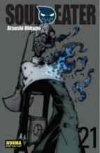 soul eater 21-atsushi ohkubo-9788467914009
