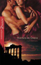 aventura en grecia (ebook)-cara summers-9788468721309