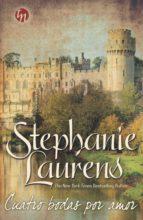 cuatro bodas por amor (ebook)-stephanie laurens-9788468797809