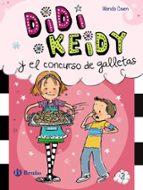 didi keidy y el concurso de galletas-wanda coven-9788469602409