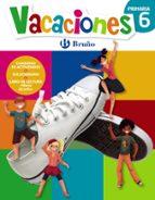 vacaciones bruño 6º primaria 9788469615409