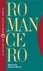 romancero 9788470306709