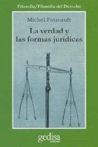 la verdad y las formas juridicas-michel foucault-9788474320909