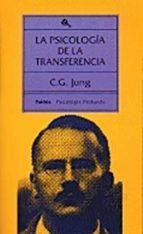 la psicologia de la transferencia c. g. jung 9788475092409