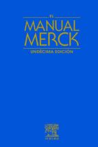 el manual merck (11ª ed.)-9788481749809