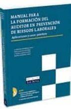 manual para la formacion del auditor en prevencion de riesgos lab orales-florentino fernandez-9788484067009