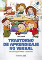 trastorno de aprendizaje no verbal jesus jarque 9788490230909