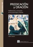 predicacion y oracion. ciclo b-isidro lozano lozano-9788490234709