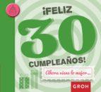 ¡feliz 30 cumpleaños! 9788490680209