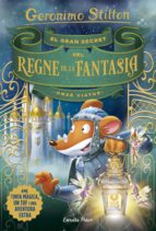 el gran secret del regne de la fantasia-geronimo stilton-9788491376309