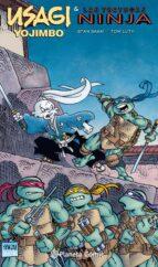 usagi yojimbo y las tortugas ninja stan sakai 9788491730309