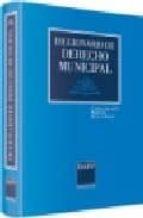diccionario de derecho municipal francisco javier garcia gil 9788492507009
