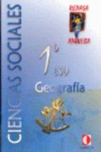 cuaderno de geografia 1: libro del alumno (1º eso)-9788493446109