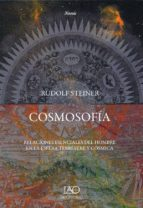 cosmosofia rudolf steiner 9788493861209