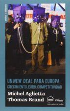 new deal para europa-michel aglietta-9788494311109