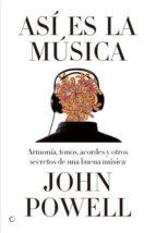 asi es la musica-john powell-9788495348609