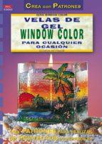 velas de gel con window color gudrun hettinger 9788495873309