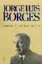 obras completas (t. iii)-jorge luis borges-9788495908209