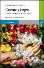 cuentos largos y otras prosas narrativas breves-juan ramon jimenez-9788496675209