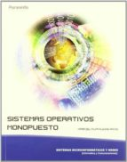 sistemas operativos monopuesto m pilar alegre ramos 9788497327909