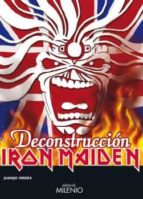 iron maiden: deconstruccion-juanjo ordas-9788497436809
