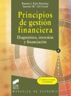 principios de gestion financiera ramon j. ruiz martinez antonio maria gil corral 9788497561709