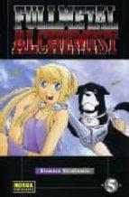 fullmetal alchemist 5 (3ª ed.) hiromu arakawa 9788498148909