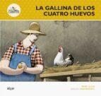 la gallina de los cuatro huevos-enric lluch-9788498456509