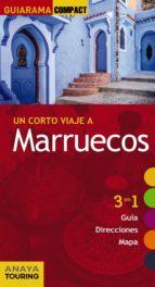 un corto viaje a marruecos 2015 (guiarama compact) mimo roger 9788499356709