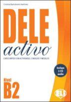 dele activo b2 curso rapido con actividades, consejos y modelos 9788853622709